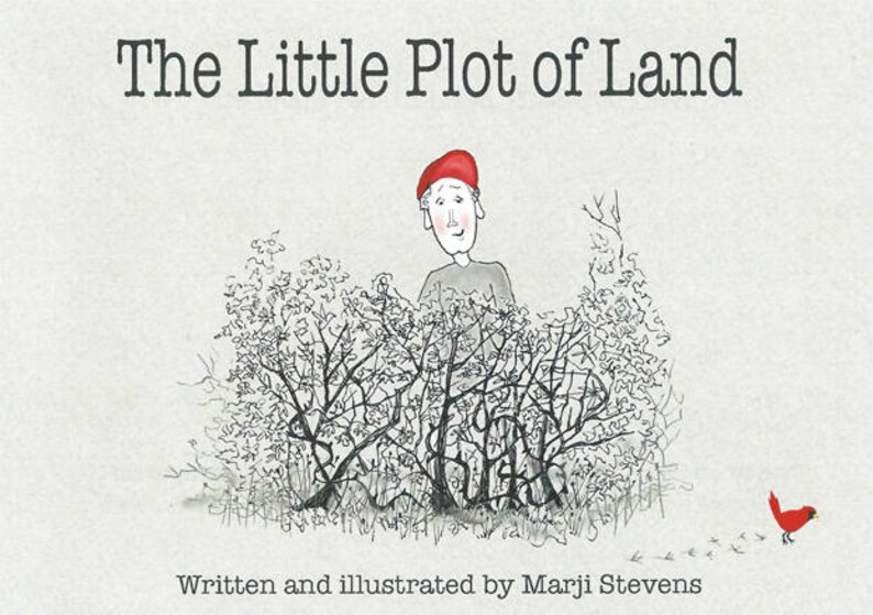 The Little Plot of Land by Marji Stevens Modern-day parable image 0