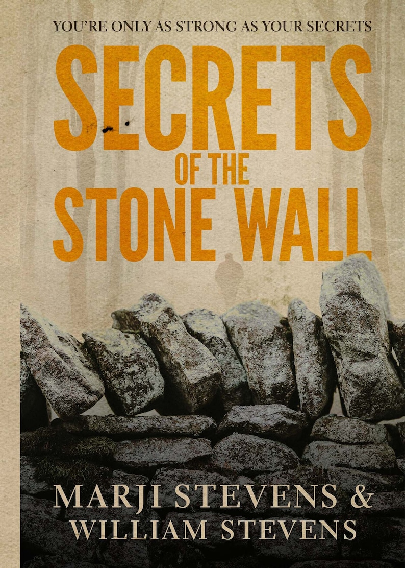 Book Secrets of the Stone Wall Mystery Fiction Adventure for image 0