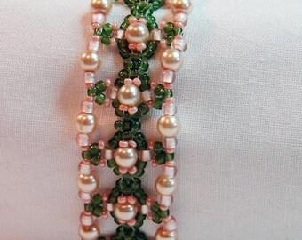 """Lovely rosaline bracelet - 7"""""""