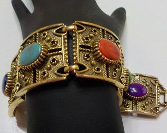 Sarah Coventry Swingalong Bracelet 1972