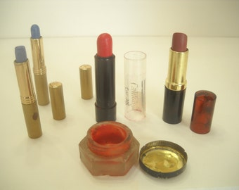 3692ce78f7c Vintage Cosmetics For Display Only!! (6847) Hazel Bishop, Ar-Ex, California  Colors