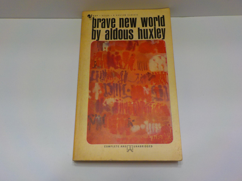 brave new world vintage classics