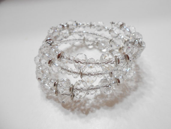 Absolutely Gorgeous Crystal Upper Arm Or Wrist Str