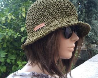 c4018bfe0 Hat for summer   Etsy