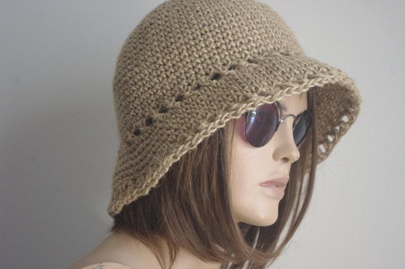 acc4dc8eedc Womens Sun Hat Women hemp hat Bucket hat children hat