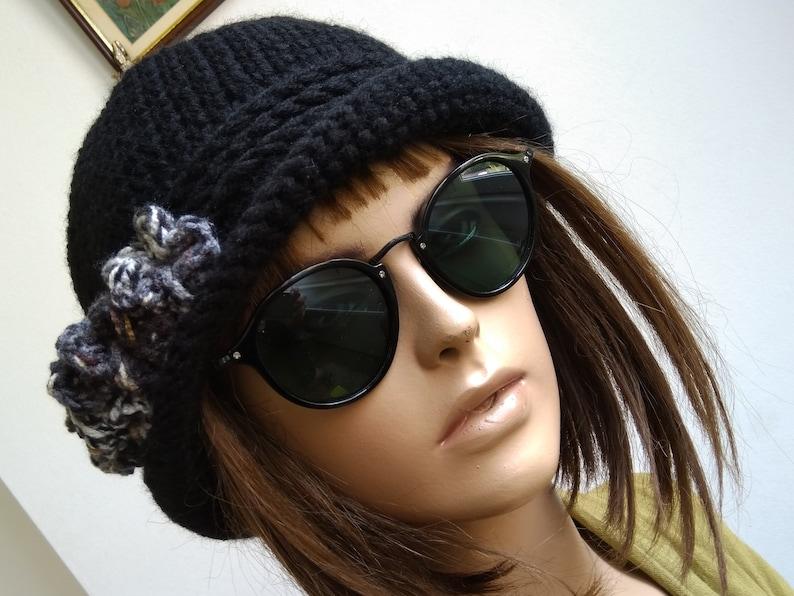695f32f9975 Womens hats winter hat chemo hats chemo headwear brimmed