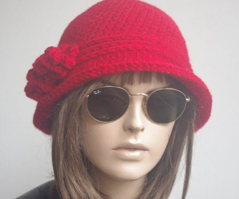 cab3bd1e506 Womens hats winter hat chemo hats gifts for her brimmed