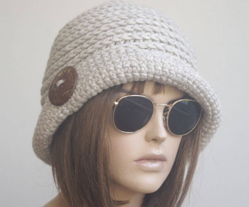 e25cffbf519 Winter Hat Womens chemo hats gifts for her brimmed winter