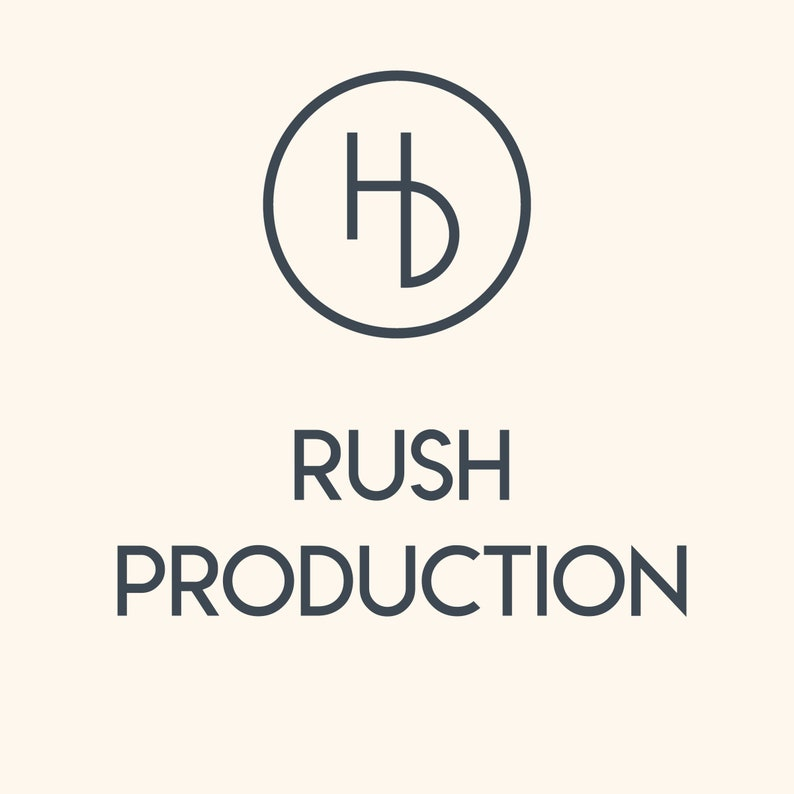 RUSH PRODUCTION  Add On image 0