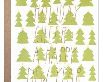 Holiday Cheer - Trees