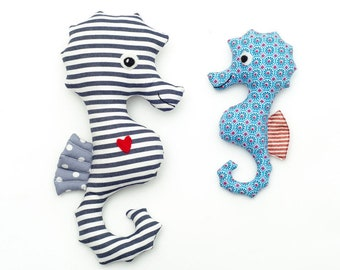 Seahorse pattern PDF ebook Sewing Instructions