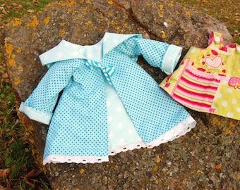 Pattern: Coat & Apron Dress for Softies, PDF