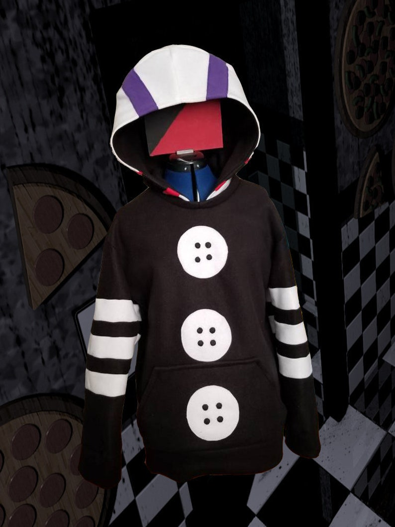 Marionette inspired adult Hoodie image 0