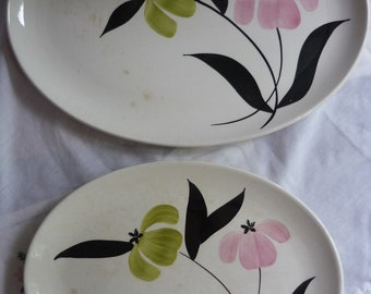 Stetson Platters Set of Two