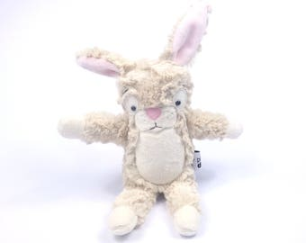 Two Size Bunny Rabbit PDF Soft Toy Sewing Pattern