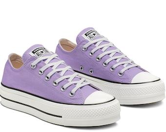 lilac converse womens