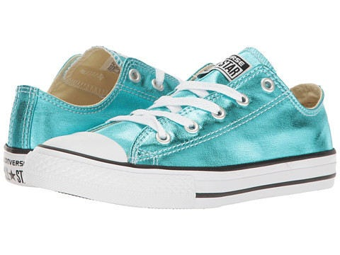1d2a380823df0d Blue Converse Low Top Turquoise Teal Aqua Metallic Chuck Taylor Custom w  Swarovski  Crystal Rhinestones Jewel Bling All Star Sneakers Shoes