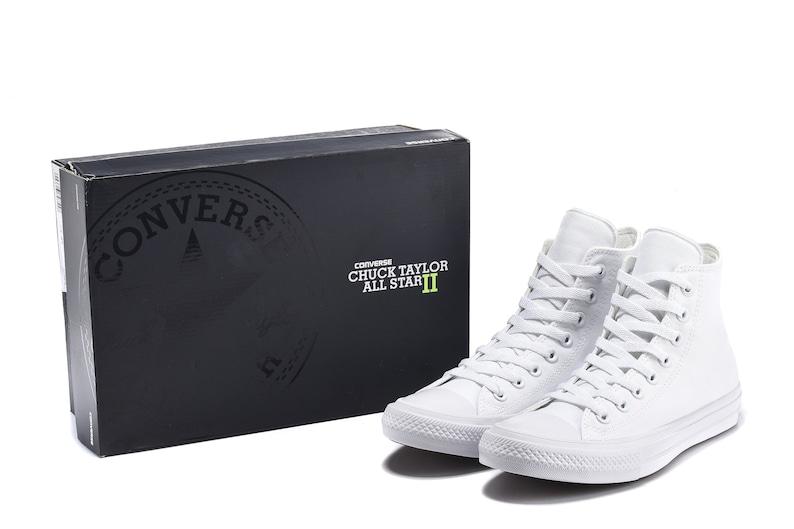 Converse Braut Kicks Taylor Ii Kundenspezifische Bling Oben