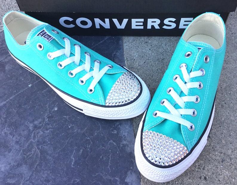 converse turchese