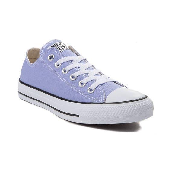 Blue Converse Kids Twilight Robin Egg Childrens Bling Custom w/ Swarovski Crystal Wedding Chuck Taylor Rhinestone All Star Sneakers Shoe