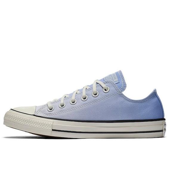 c52bf1e760fa02 ... closeout light blue converse low ombre wash sky robin egg canvas w etsy  b540e 5ba79