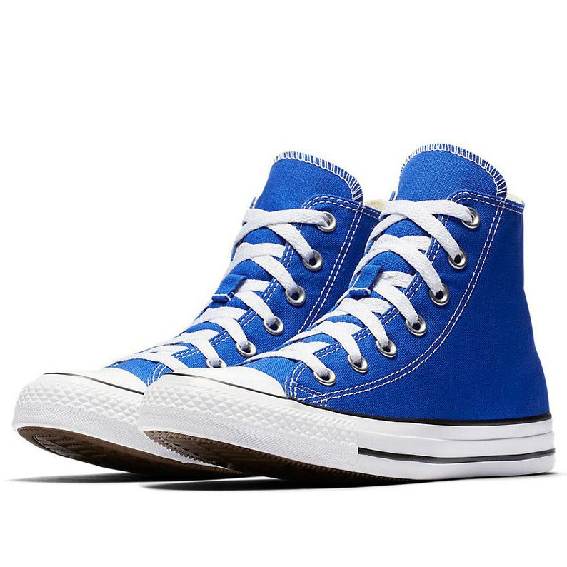1abd67ead89 Royal Blue Wedding Converse High Tops Custom Crystal Bling