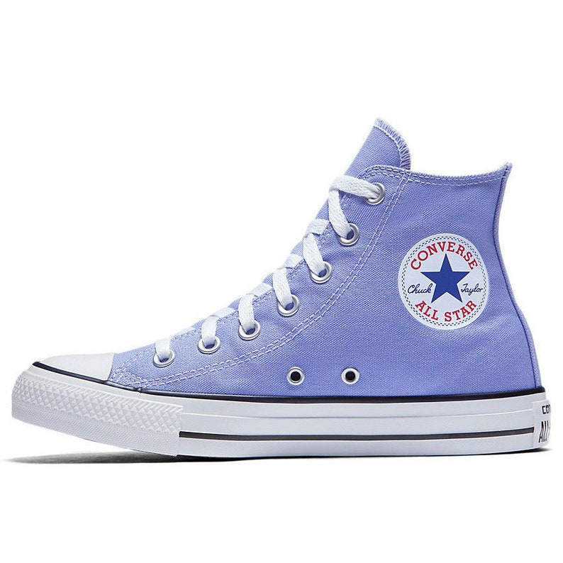 Blue Converse High Tops Twilight Robin Egg Periwinkle Lilac w   4c94f8a95