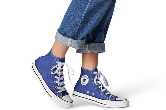 d87091e4deeab Crystal CONVERSE Kicks - Glass Slippers
