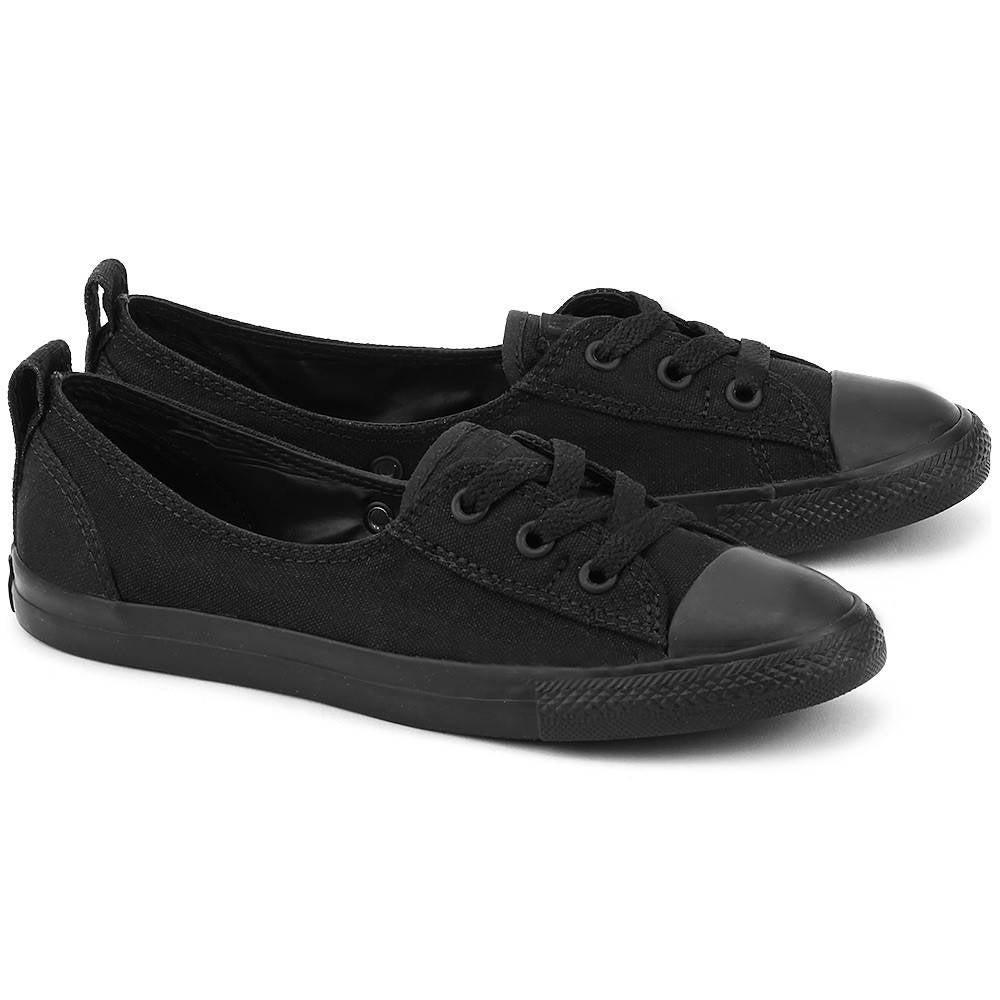 804ff64766f8 Black Converse Low Top Slip On Ballet Lace Wedding Bridal Mono Custom w  Swarovski  Crystals Chuck Taylor Rhinestones All Star Sneakers Shoes