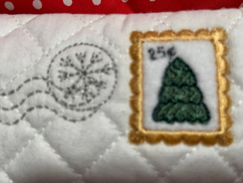 Small Pillow Pillow Shelf Decor Santa Winter Holiday Fast Shipping Gift 20 Under Shelf Sitter Embroidery Christmas Decor North Pole