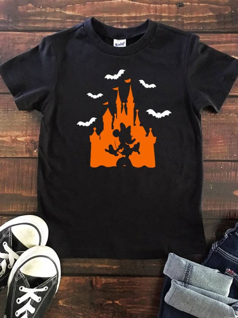 Disney Halloween Shirt Ideas.Adult Halloween Castle T Shirt Disney Halloween T Family Halloween T Shirt Disney Trick Or Treat Mickey Halloween Moana Halloween Shirt