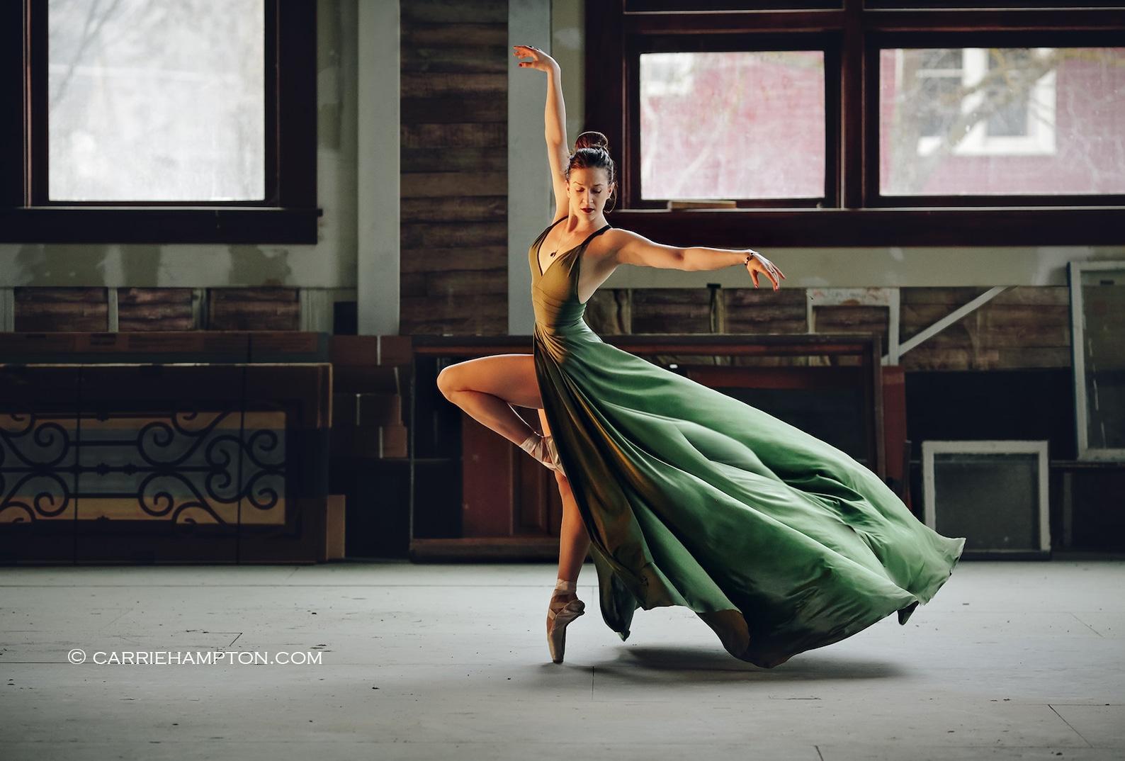 ballet art girls room, green dress picture, ballet idaho ballerina, dancer dance poster, pointe shoe on point decor