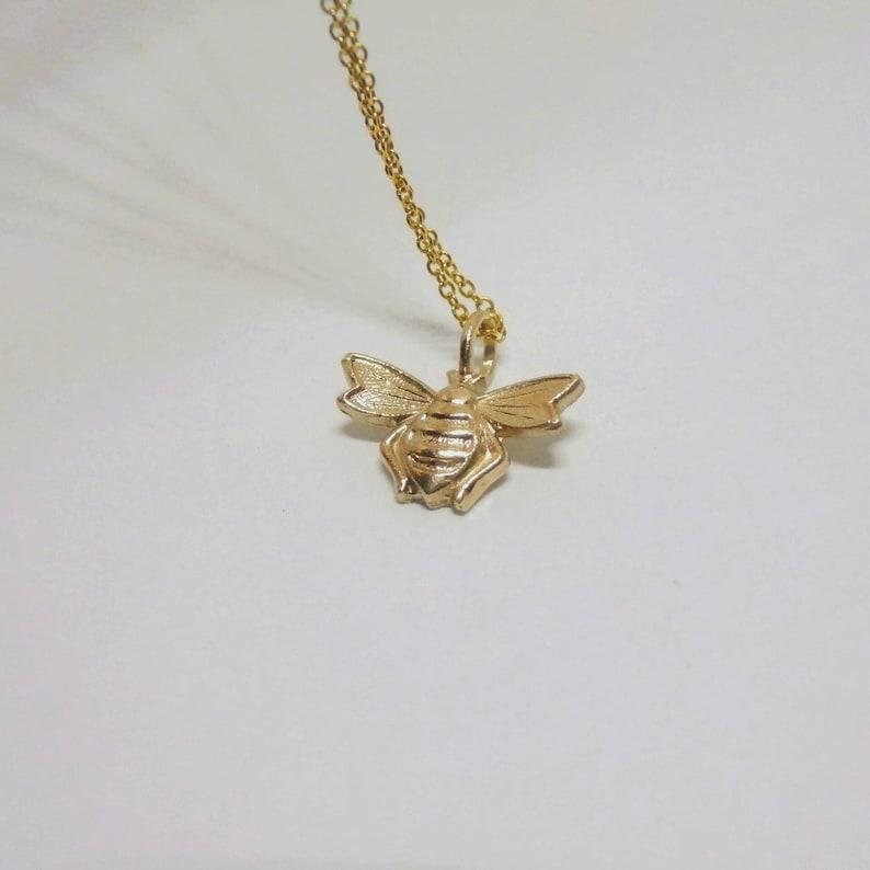 52662dc63046 Collar Tiny Wishcon Mini Corazon de oro