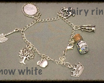 Snow White Once Upon A Time Bracelet