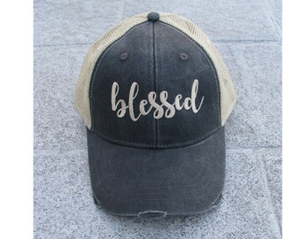 0a1973d6b70 Blessed hat