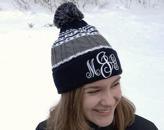 3f3d0e237f4 Monogram winter hat