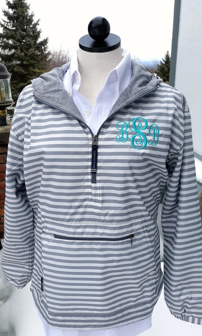 Charles River Chatham Anorak Jacket 9 colors available prints and solids