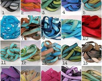 Silk Wrap Ribbon, Add on Ribbon Wrap, Replacement Silk Wrap Ribbon - One Ribbon
