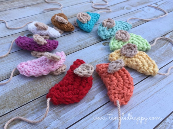 Instant Download Crochet Pattern Mouse Diy Cat Toy Etsy