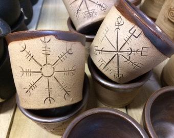 Viking (inspired) Little Pot