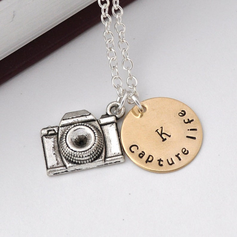 Friends are the sunshine of life Sun Charm Necklace Personalized Hand Stamped Initial Monogram Birthstone Antique Silver Sunshine Necklace