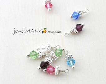 add more birthstones, swarovski crystals by jewelmango
