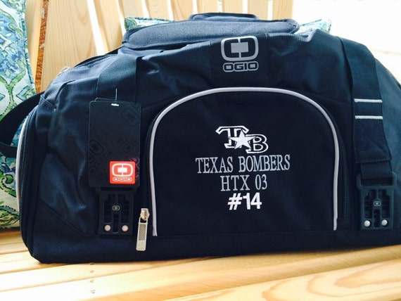 OGIO Big Dome Duffel monogrammed personalized great for  728360c568