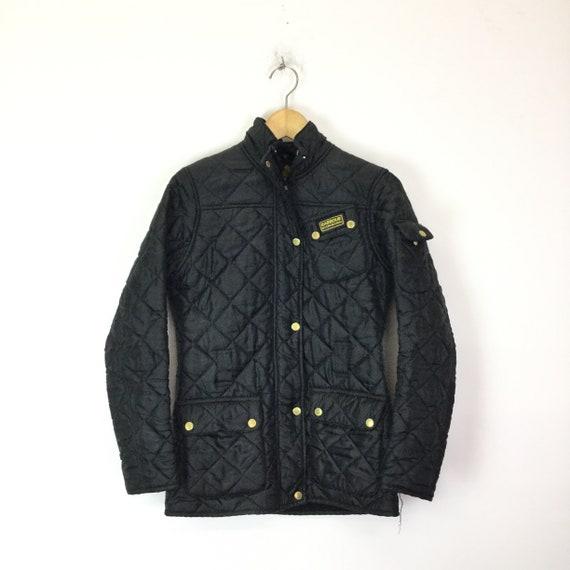 Vintage Barbour Quilted Jacket