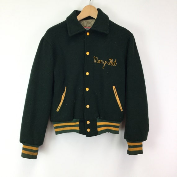 Vintage 50's Baseball Jacket