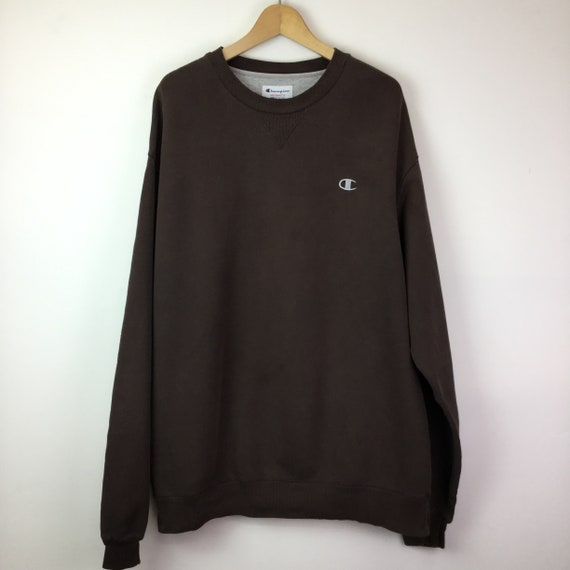 Vintage Brown Champion Sweatshirt