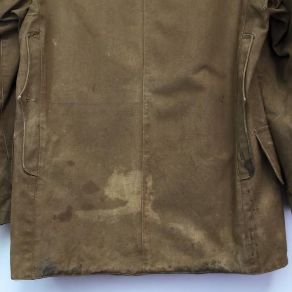 Vintage Rare 1920's Duxbak Utica Hunting Jacket - image 4