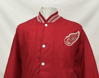 Red Wings Varsity Jacket