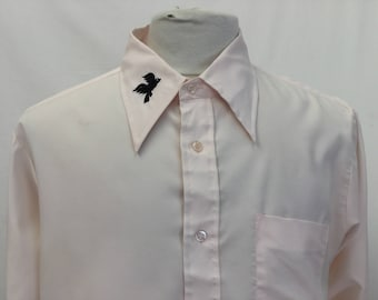 Embroidered Polyester Shirt