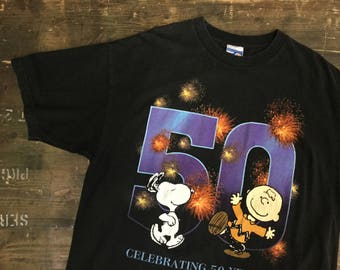 Peanuts 50 Years T-Shirt